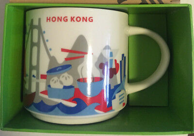 Discount Cups (Discount! Starbucks Hong Kong Mug Cup, China You are here City Display)