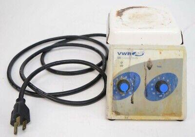 Vwr 325 Laboratory 4x4 Mini Hot Plate Stirrer 33918-250