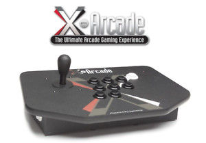 X-Arcade Solo Gaming Joystick - As New