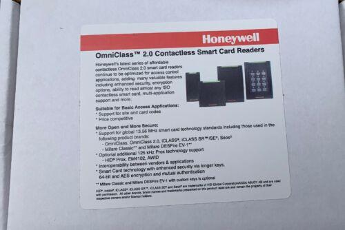 Honeywell OmniClass 2.0 Contactless Smart Card Reader 920PTNNEK0045M
