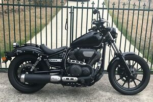 Yamaha BOLT XVS950 Cruiser, may trade another road bike, $8900. Youngtown Launceston Area Preview
