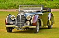 1948 Delahaye 135M 3 position drophead by Pennock