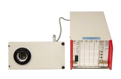Ludl Electronics Mac22 Microscope Filter Wheel Controller W Filters Used 8991r