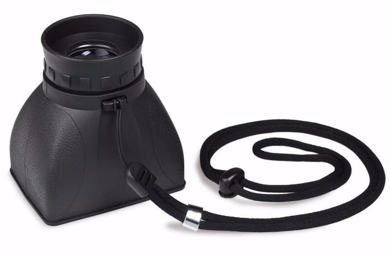 KAISER 6083 SV 3.2 LCD LOUPE VIEWFINDER LOUPE GLARE FREE VIEWING OF IMAGES