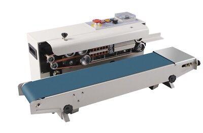 Industrial 220 Volt Version Fr900 Horizontal Continuous Band Bag Sealer Machine