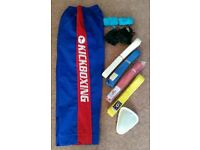 Kick boxing kit