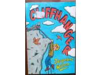 Cliffhanger book