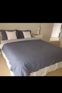 Queen Bed-SEALY POSTUREPEDIC Mattress And Base,CAN DELIVER Balgowlah Manly Area Preview
