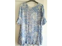 FRENCH CONNECTION ladies/Women's top/dress worth £100- size 12