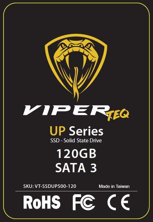 ViperTeq UP Serie interne SSD 2,5
