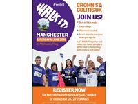 Event volunteer - WALK IT Manchester
