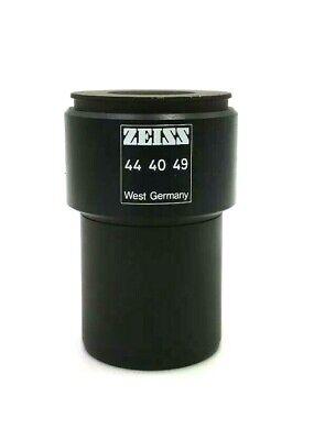 Zeiss 44 40 49 S-pl 125x16 Relay Photo Eyepiecemicroscope Telescope 30mm