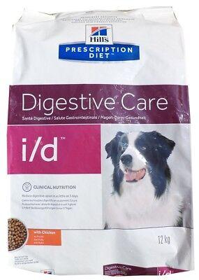 12kg Hills Prescription i/d Canine Digestive Care , Diet, Hundefutter