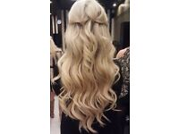 Mobile Hair Extension Technician - Create Long, Bouncy Locks Instantly!