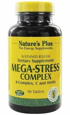 Mega-Stress Complex Natures Plus 90 Tabletten 24,18 € / 100 g