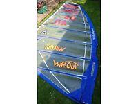 Gaastra windsurfing sail 7.8m