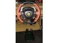 XBOX ONE Ferrari Wheel