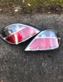 Vauxhall Astra H 5DR 2004-2010 Pair Of Rear Lights