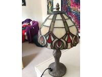 Tiffany Stained-glass lamp