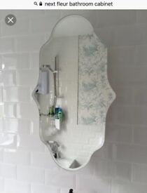 NEXT Fleur bathroom cabinet