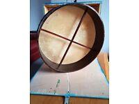 Handmade 22-inch Bodhran