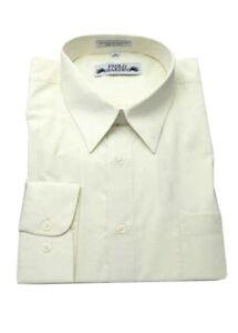 Men Off White Dress Shirt   eBay