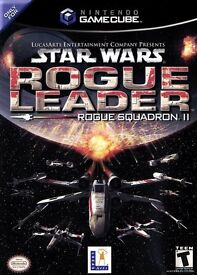 Rouge Sqadderon 2 for gamecube