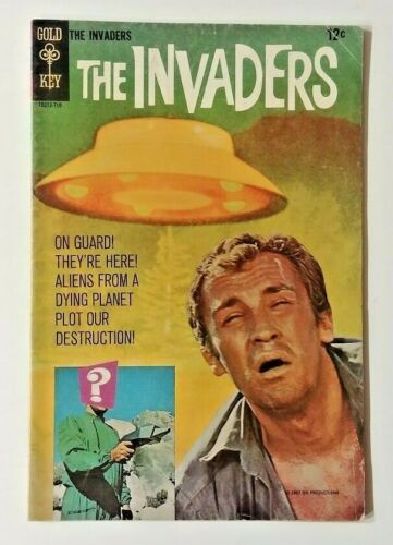 The Invaders #1 (Western)