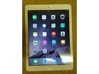 Apple iPad Air 16GB 4G Unlocked good condition