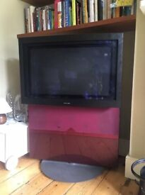 """Bang & Olufsen BeoVision Avant """"Analog CRT Television 28 with VHS video"""