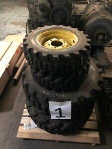John Deere tractor wheel and tyres Penrith Penrith Area Preview