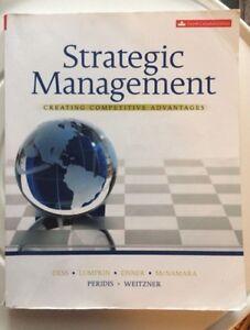 Strategic Managment - 4th Cdn Ed