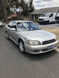 Subaru Liberty 1999 Campbelltown Campbelltown Area Preview