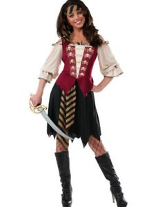 Women's Halloween Costume - Pirate