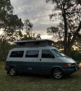 2001 T4 VW Poptop Campervan Wonthaggi Bass Coast Preview