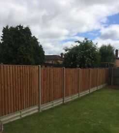 Heavy duty fencing, different sizes available