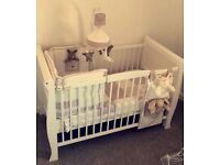 Brand new baby cot for sale £130