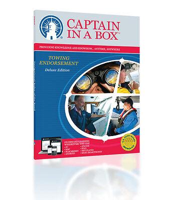 Captains License   Assistance Towing Endorsement   Online Course