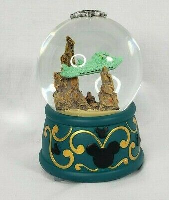 Disney Parks Exclusive 20,000 Leagues Light Up Snow Water Globe New