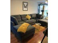 Flat 20% Discount - Amazing BELGRAVIA U-Shape Corner Sofa