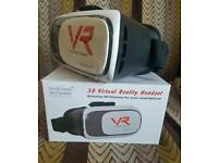 Vr goggles for smart phone