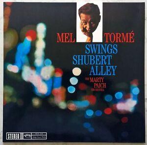 MEL-TORME-SWINGS-SHUBERT-ALLEY-LP-180g-SPEAKERS-CORNER