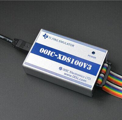 New 00ic-xds100v3 Ti Dsp Arm Emulator Dsp Jtag Debugger Programmer