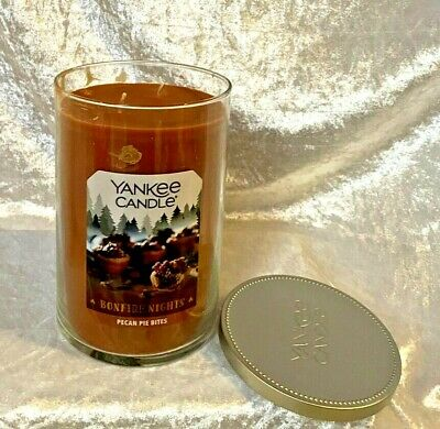 Yankee Candle 22oz Round Jar Pecan Pie Bites - NEW