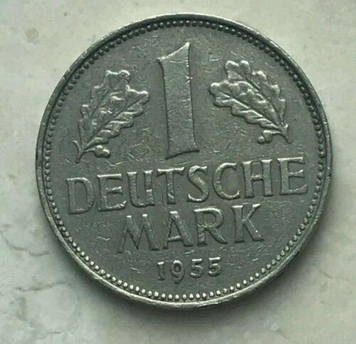 1955 G Germany Mark
