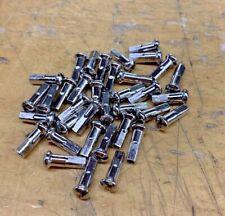 13G 2.2mm Bicycle Spokes Nipples MTB Bike 82-305mm Silver J-bend Durable Spoke
