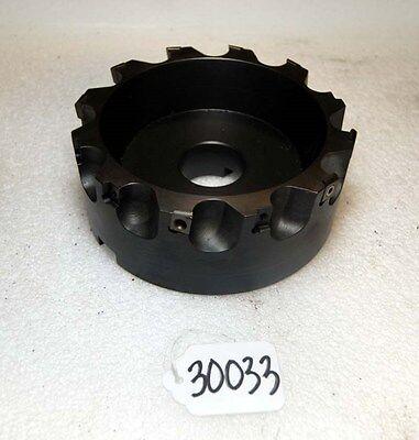 Ingersoll Max-i-pex 6x2a06r01 Face Mill Cutter Inv.30033