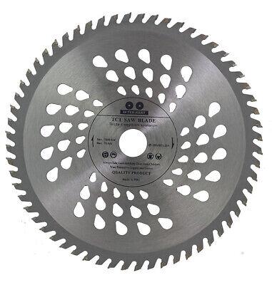 185mm X 20mm16 X 60 Teeth Top Quality Wood Cutting Tct Circular Saw Blade Disc