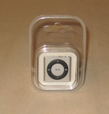 BRAND NEW Apple iPod Shuffle 2GB MP3 Player (6th Generation) - A1373 - Silver