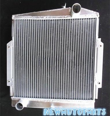 Aluminum Radiator For Dtasun Sports Fairlady 1500/1600/2000 Roadster 1963-1970